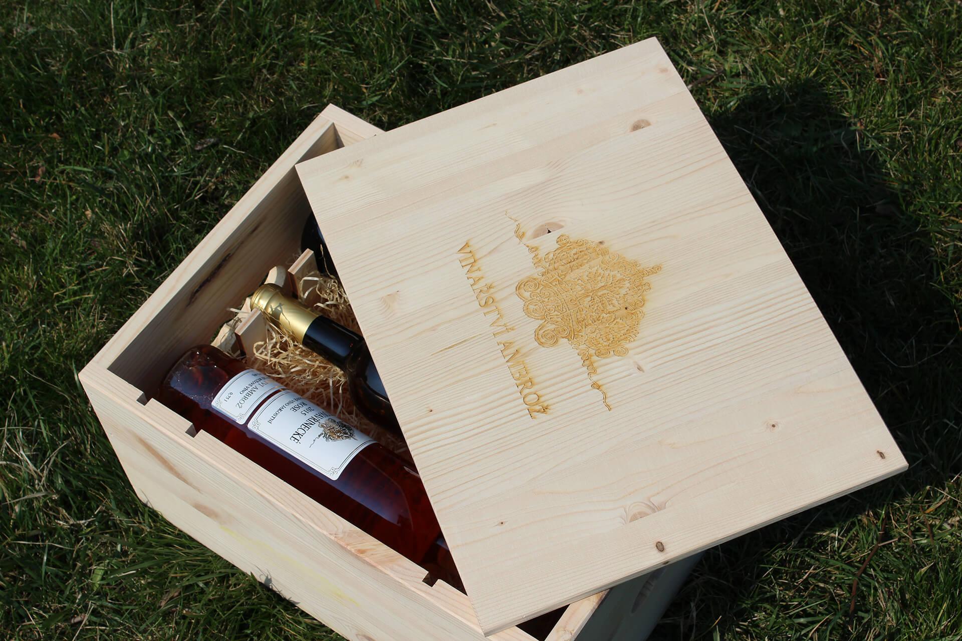 Vinařství ambrož